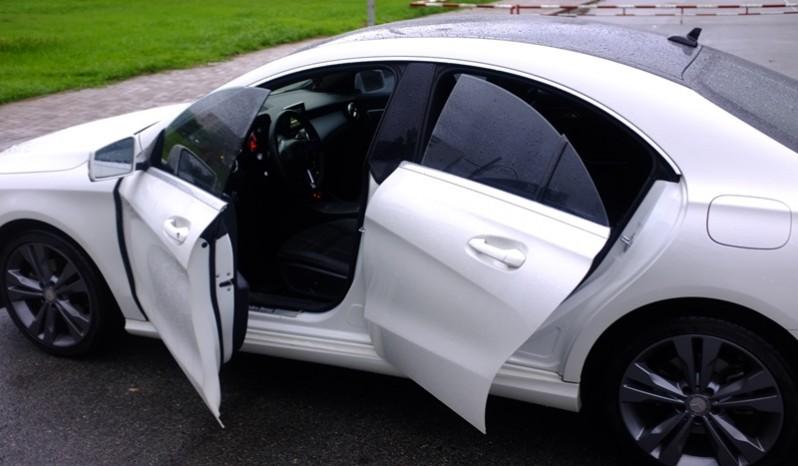 Bán xe Mercedes Benz CLA200 cũ 2015 màu trắng 05