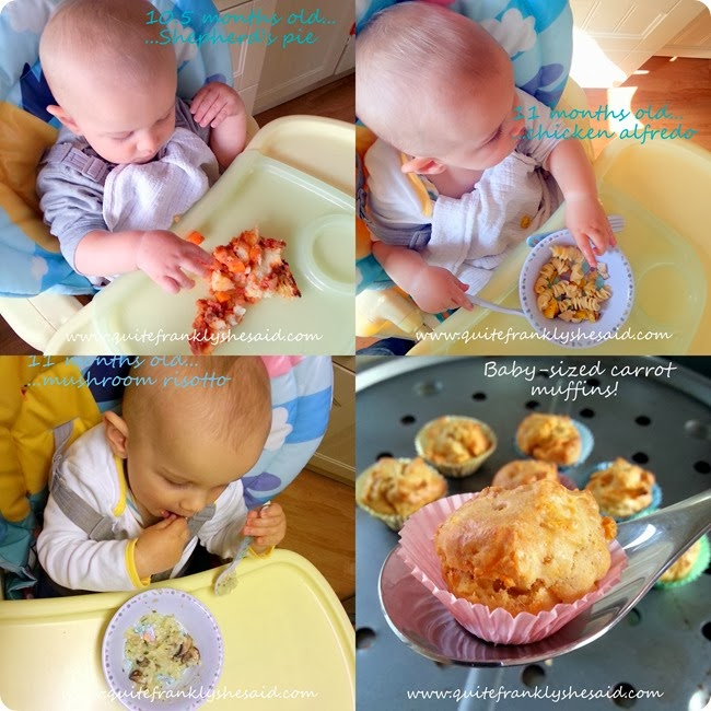 baby led weaning 3