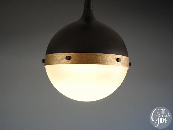 DIY Ikea Hack Hicks Pendant Light  The Gathered Home