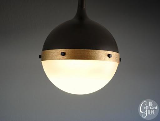 diy ikea hack hicks pendant light6 & DIY Ikea Hack u201cHicksu201d Pendant Light - The Gathered Home azcodes.com