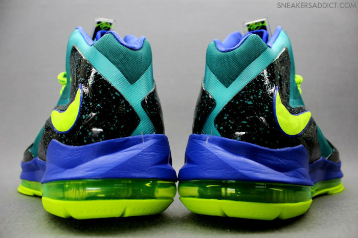 9ef004df00eb A Detailed Look at LeBron X PS Elite 8220Turquoise8221 Slated for 525 ...