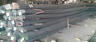 Gía sắt thép xây dựng tại Quận Tân Bình