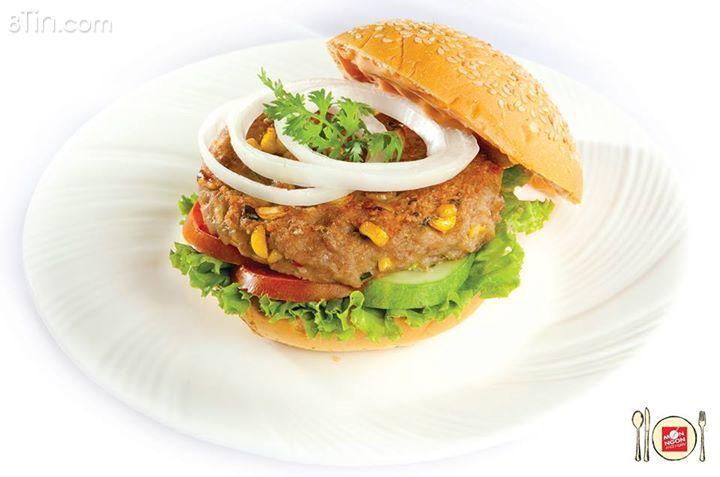 [Mẹo Vặt Nấu Nướng] Cắn một miếng hamburger là cảm nhận được