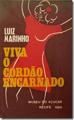 Wilton de Souza - capa do livro Viva O Cordão Encarnado