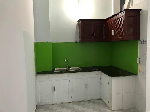 Cần bán gấp nhà 1 trệt 1 lầu, diện tích 38,2 m2, hẻm 2 sẹc Đường Số 1 phường 16 Quận Gò Vấp.3