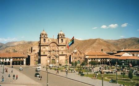 07. Plaza de Armas, centrul din Cuzco.jpg