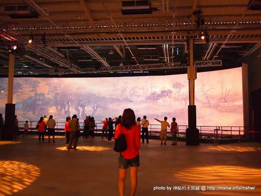 【景點】智慧的長河-會動的清明上河圖@台中烏日大台中國際會展中心捷運MRT&TRA&HSR新烏日 : 畫作的另類演繹! Anime & Comic & Game 動畫 區域 台中市 嗜好 展演空間 捷運周邊 旅行 景點 會展 歷史 烏日區