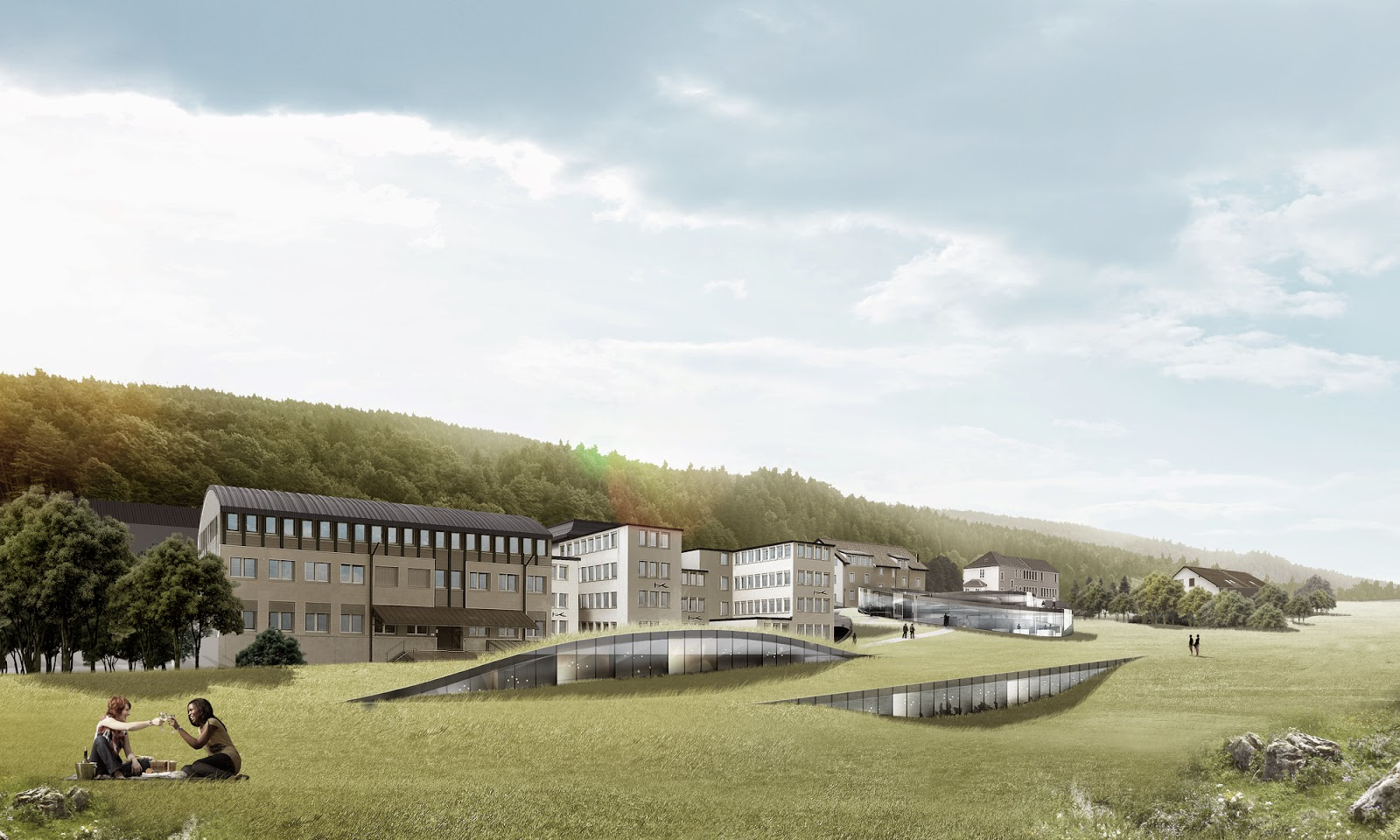 Bảo tàng Audemars Piguet - Big design