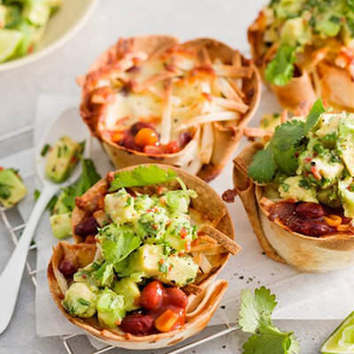 Get the recipe for the best Beanz Tortilla Pies made with delicious Heinz Beanz Creationz