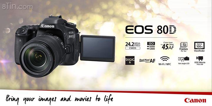 Sau EOS1D X Mark II, Canon lại tiếp tục tung ra chiếc