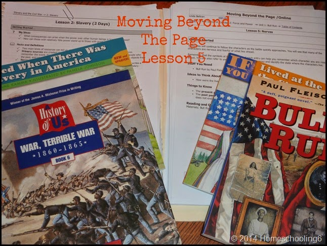 Moving Beyond the Page 5