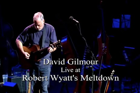 David Gilmour in Concert - screenshot thumbnail