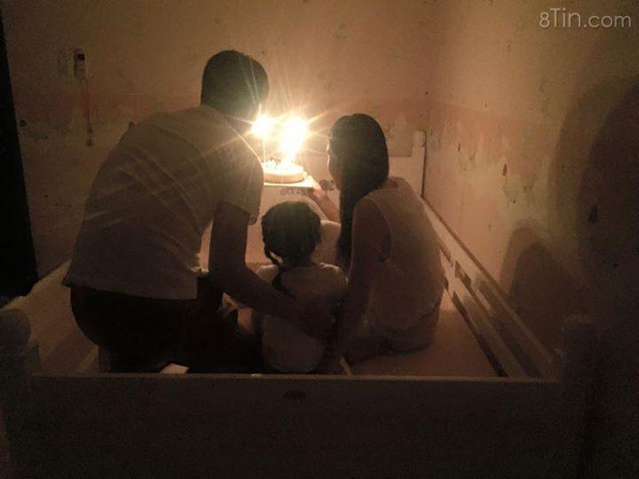 3 ngọn nến lung linh... Thắp sáng 1 gia đình...