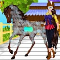 Horse Caring and Dressup icon