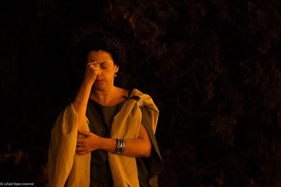 LIVIA DRUSILA, Esposa de l'emperador.A l'ombra d'August. Assumpta Mercader.Recreació històrica.Tàrraco Viva, el festival romà de Tarragona. XIVa edició.Tarragona, Tarragonès, Tarragona