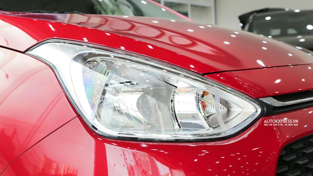 Xe Hyundai Grand i10 2018 màu đỏ 03