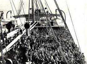 barco emigrantes