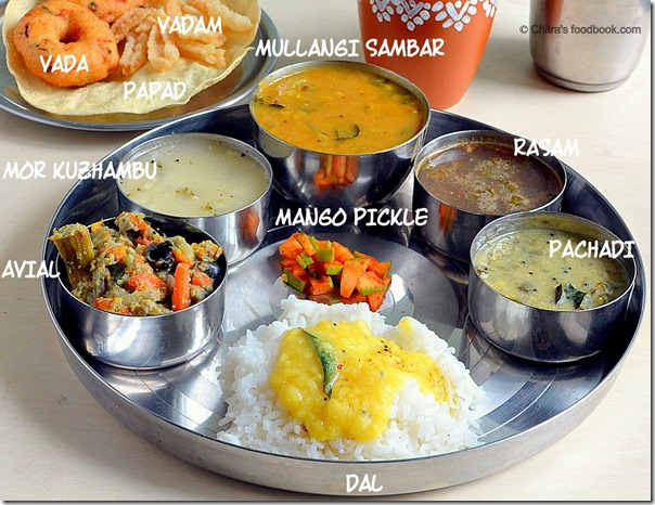 Tamilnadu lunch menu 2 south indian lunch menu ideas chitras lunch plates forumfinder Image collections
