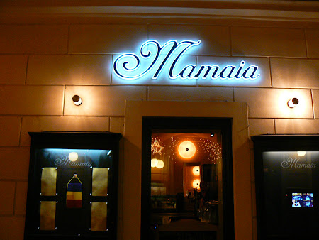 Restaurantul romanesc din Viena