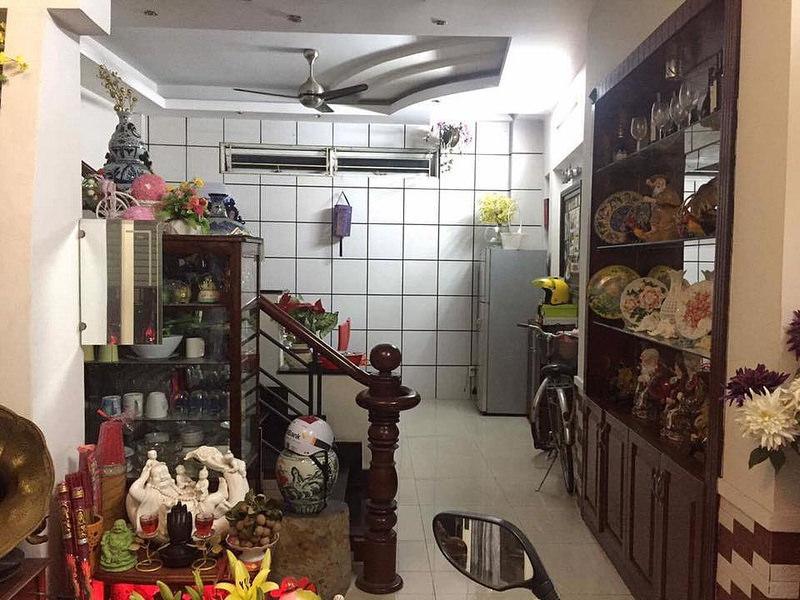 Bán nhà hẻm Hoàng Hoa Thám Phú Nhuận Sài Gòn 002