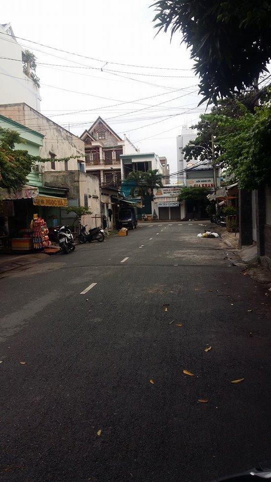 Bán Nhà Mặt Phố Đường Lê Vĩnh Hòa Quận Tân Phú 04