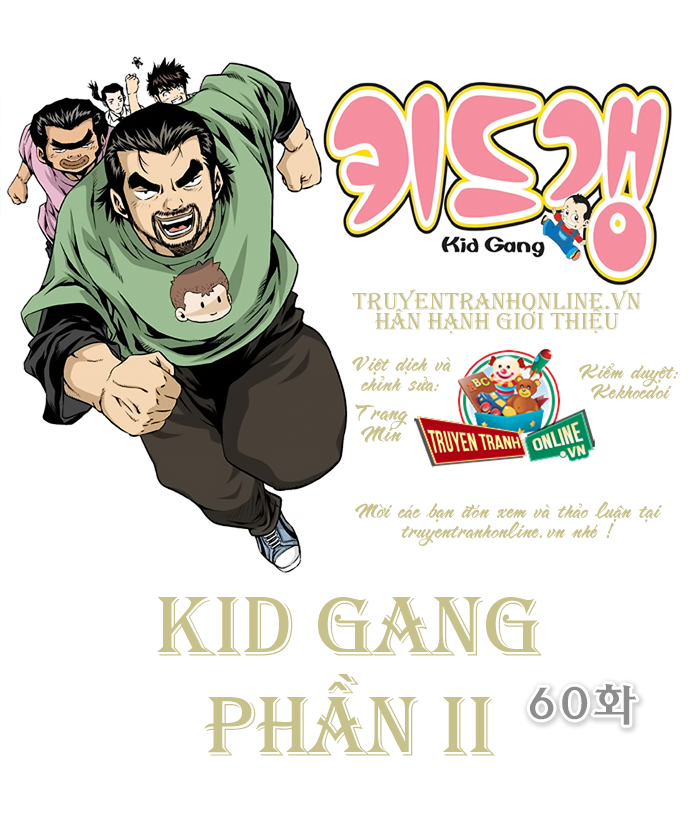 Kid Gang 2 Chap 060