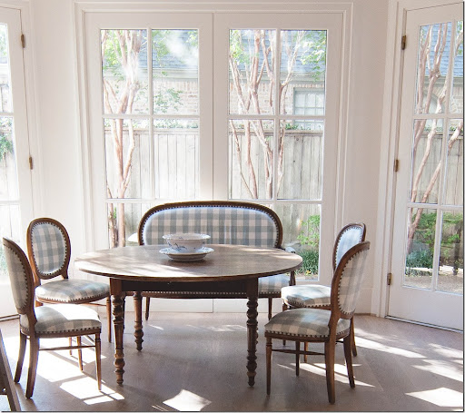 Weiner 084. In This Houston House, A Set Of Louis XVI Chairs ...