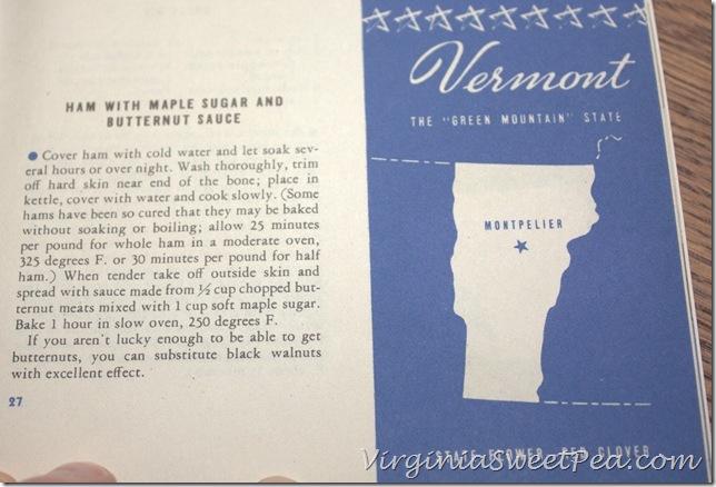 VermontRecipe