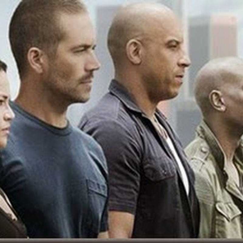 """Fast & Furious 7"" Revs Up 1st Trailer"