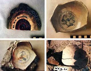 Di vật đồ gốm cổ thu thập được từ Trường Sa - Hoàng Sa khẳng định chủ quyền của Việt Nam đối với các quần đảo này.