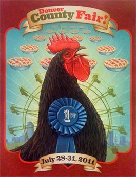 Denver County Fair poster image