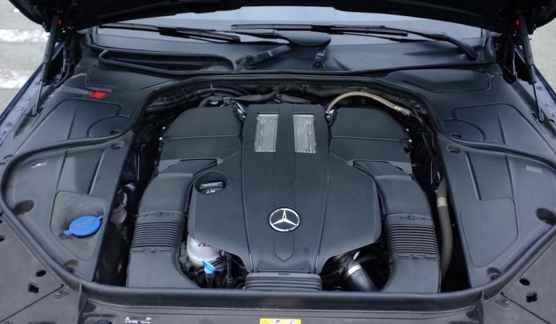 Nội thất xe Mercedes Benz S400 cũ 2015 08