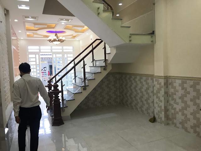Bán nhà hẻm 2 sẹc đường Bình Thành Quận Bình Tân 007