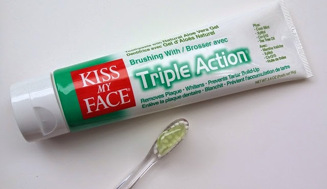Kiss My Face Toothpaste (3)