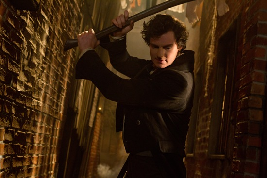 Benjamin Walker is Lincoln Vampire Hunter