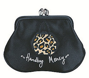 Lulu Guinness  Handbag money mini frame purse