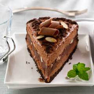 Mocha Almond Fudge Ice Cream Torte.