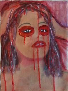 Las manos que manchan el alma by DOUGLAS CHADIZ. TERROR