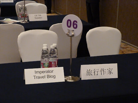 Go China Summit: Scriitor de travel