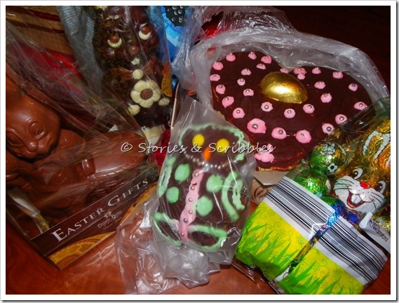 Figolli & Easter Goodies 017
