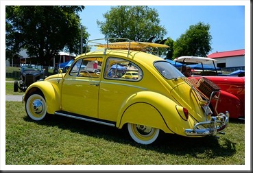 Bob King's 64 VW Beetle
