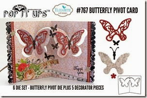 Butterfly Pivot card