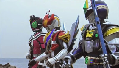 Chou Kamen Rider Den O & Decade Neo Generations