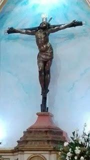 Câu chuyện lạ thường về bức tượng chịu nạn của một thánh đường ở Comlombia