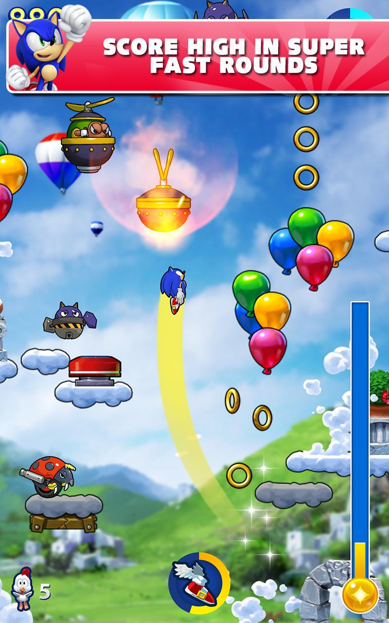 Sonic Jump Fever screenshot #11