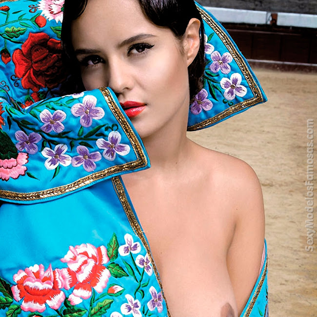 Ana Lucia Dominguez Desnuda SoHo Foto 4