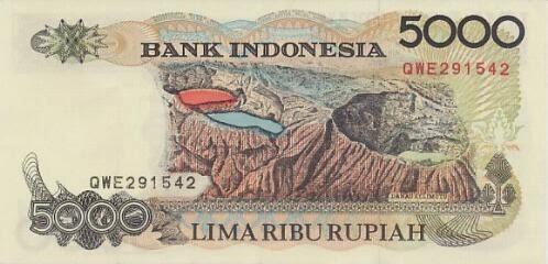 Nomor Togel Uang Kertas Minggu 22 Januari 2017