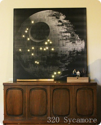 diy death star for under $20