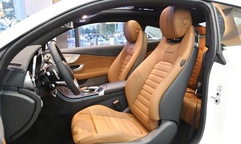 xe Mercedes Benz C300 Coupe 010