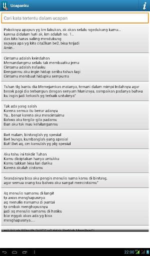 【免費社交App】Ucapanku-APP點子